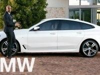 Обзор BMW 6 Series GT