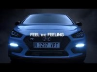Промо видео Hyundai i30 N