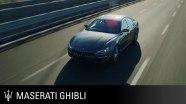 Промо ролик Maserati Ghibli