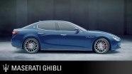 Maserati Ghibli - интерьер и экстерьер