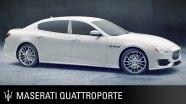 Maserati Quattroporte - интерьер и экстерьр