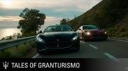 Промо ролик Maserati GranTurismo MC