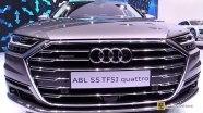 Audi A8L - интерьер и экстерьер