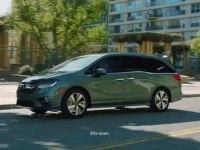 Промо видео Honda Odyssey