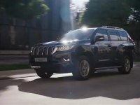 Промо ролик Toyota Land Cruiser Prado
