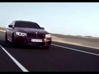 Промо ролик BMW M5 G30