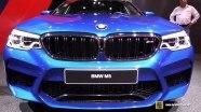 BMW M5 - интерьер и экстрьер