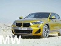 Промо видео BMW X2