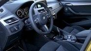 BMW X2 - интерьер