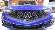 Acura TLX - интерьер и экстерьер