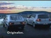 Рекламное видео VW Golf