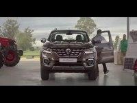 Промо видео Renault Alaskan