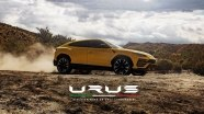Промо видео Lamborghini Urus