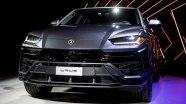 Мировая премьера Lamborghini Urus