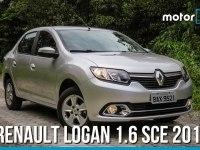 Обзор Renault Logan