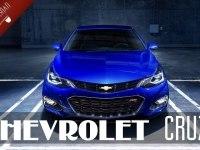 Обновленный Chevrolet Cruze