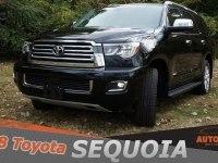 Тест-драйв Toyota Sequoia