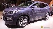 Внешний вид Hyundai Santa Fe