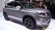 Suzuki Vitara S интерьер и экстерьер