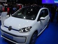 Volkswagen e-up экстерьер и интерьер