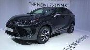 Lexus NX экстерьер и интерьер