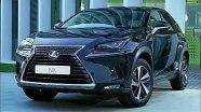 Обзор Lexus NX