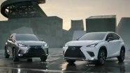 Промо видео Lexus NX