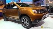 Dacia Duster - экстерьер и интерьер