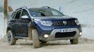 Dacia Duster - возможности полного привода