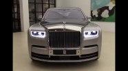 Rolls-Royce Phantom - интерьер и экстерьер