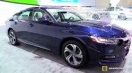Honda Accord - экстерьер и интерьер