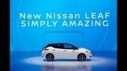 Мировая премьера Nissan Leaf