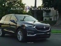 Промо ролик Buick Enclave