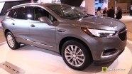 Buick Enclave - экстерьер и интерьер