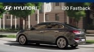 Рекламное видео Hyundai i30 Fastback