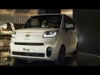 Рекламный ролик Kia Ray