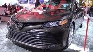 Toyota Camry XLE - экстерьер и интерьер