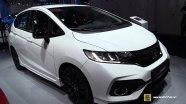 Honda Jazz - экстерьер и интерьер
