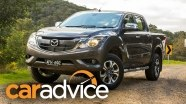 Тест-драйв Mazda BT-50 Dual Cab