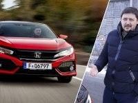 Тест-драйв Honda Civic 1.5 Turbo