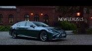 Проморолик Lexus LS 500h