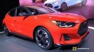 Hyundai Veloster - экстерьер и интерьер