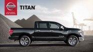 Проморолик Nissan Titan Crew Cab