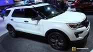 Ford Explorer - экстерьер и интерьер