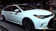 Toyota Avalon - экстерьер и интерьер
