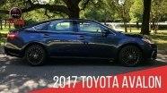 Toyota Avalon - тест-драйв