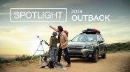Рекламное видео Subaru Outback