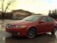 Видео обзор Acura TL Type-S