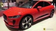 Jaguar I-Pace - экстерьер и интерьер