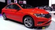 Volkswagen Jetta - экстерьер и интерьер